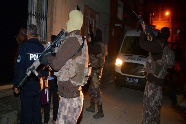 Turkey arrests top ISIL terrorist