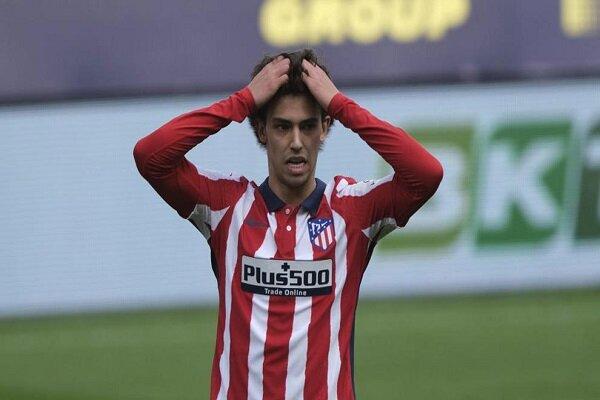 Atletico Madrid'de Felix'in korona testi pozitif çıktı