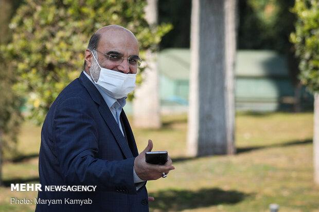 علی عسگری رئیس سازمان صدا و سیما