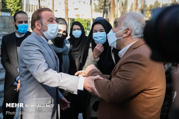 حاشیه جلسه 15 بهمن هیات دولت