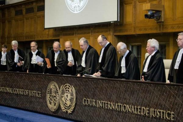 محكمة العدل الدولية ترفض اعتراض واشنطن حول شكوى ايران