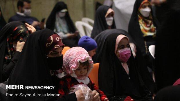 مراسم جشن تکلیف در امامزاده قاضی الصابر (ع)