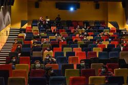 ۲۴۰۰ شیرازی فیلم دیدند/ جشنواره بیستم با ۳۰ درصد ظرفیت فروش