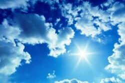 افزایش ۷ درجه ای دمای هوای استان تهران تا چهارشنبه