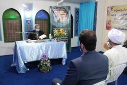 ظرفیت مردم و موسسات قرآنی برای ترویج فعالیت تبلیغی بهره گیری شود