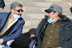 معاون سیما از «سلمان فارسی» بازدید کرد/ سریالی با ۷۰۰ بازیگر اصلی