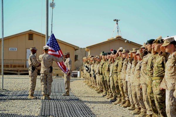 حمله پهپادی به پایگاه نظامی آمریکا در اربیل