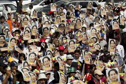 کشورهای عضو گروه چهارگانه خواستار اعاده دموکراسی در میانمار شدند