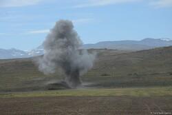 1 killed, 2 injured in explosion in Azerbaijan's Aghdam