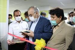 ۳ پروژه حوزه درمان در شهرستان سلسله افتتاح شد