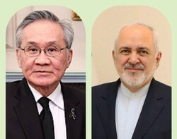 Zarif holds phone talks with Thai counterpart