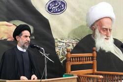 اقتدار ایران اسلامی دستاورد مرجعیت فقیه و عادل است