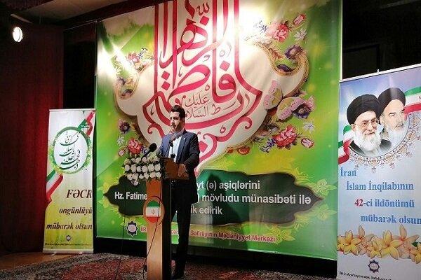 Iran aims to expand economic relations with Azerbaijan: envoy
