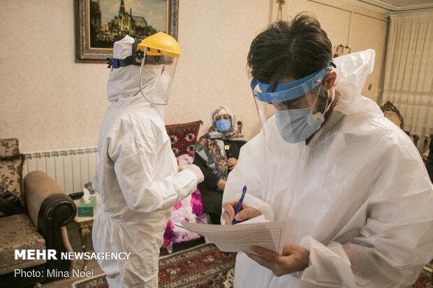 همتایاران سلامت دانشگاه علوم پزشکی تبریز