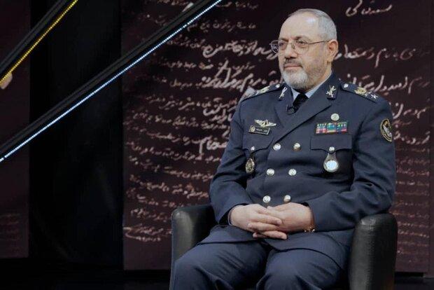 العميد نصير زاده: ردّ ايران سيكون قويا على أي خطأ ترتكبه دولة الاحتلال