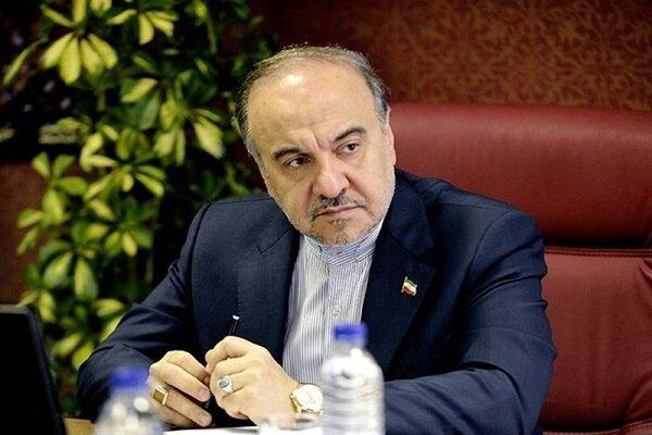 وزير الرياضة الايراني: قرار الاتحاد الاسيوي بعدم منح الاستضافة لايران غير عادل