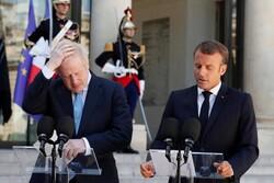 Johnson, Macron discuss Iran, COVID-19, Brexit