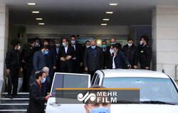 عدم رعایت دستورالعملهای بهداشتی در سفر جهانگیری به کرمانشاه