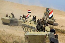 Iraqi forces could seize ISIL ammunition, explosives