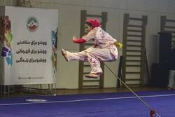 دختران تهران فاتح رقابتهای ووشو قهرمانی کشور شدند