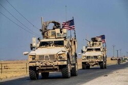 Terrorists infiltrating into Iraq via US convoys