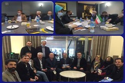 ايران تأكد على ضرورة توسيع التبادل التجاري بين إيران وروسيا باستخدام قدرات الصناعات الصغيرة