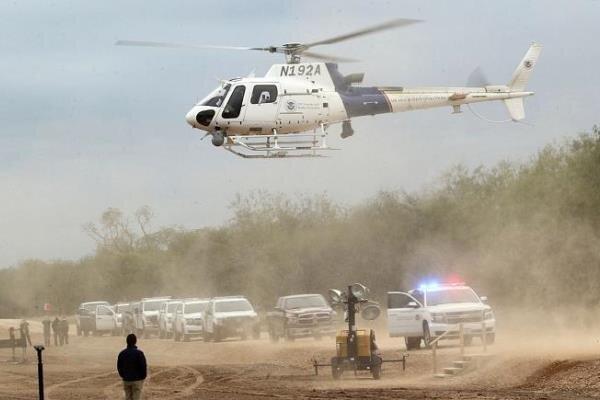 گشت مرزی آمریکا از بازداشت ۱۱ ایرانی خبر داد