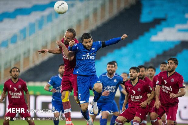 Esteghlal 1-0 Nassaji: IPL matchday 14