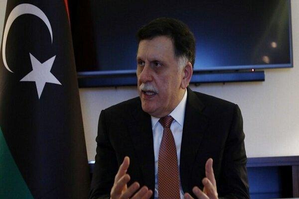 السراج يلتقي مبعوث الأمم المتحدة في طرابلس