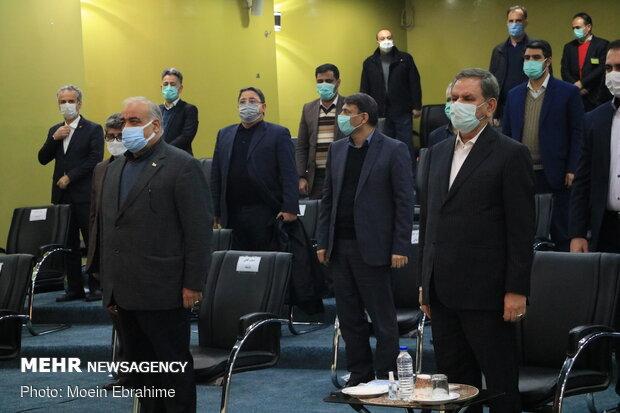 1VP inaugurates hospital in Kermanashah province
