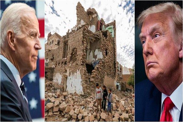 Will Biden end support to war in Yemen or cut Trump funding?