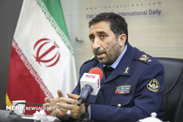 IRIAF capable of giving 'prompt' response to any threat