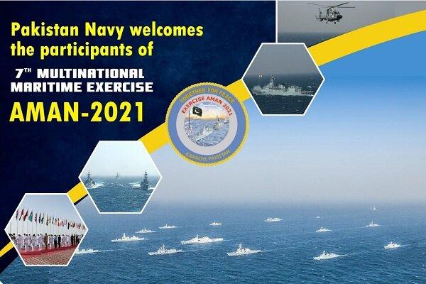 İran Pakistan'daki AMAN 2021 tatbikatına gözlemci gönderecek