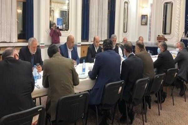 Palestinian movements meet Iranian amb. in Moscow