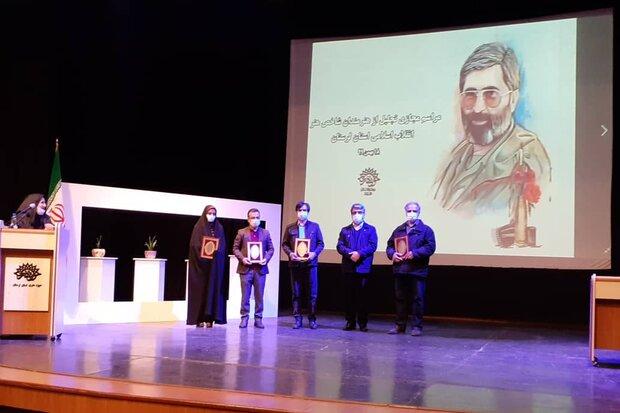 هنرمندان شاخص انقلاب اسلامی در لرستان معرفی شدند