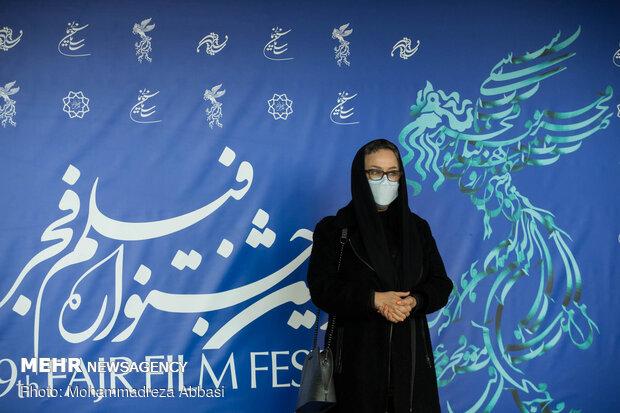 7th day of Fajr film festival