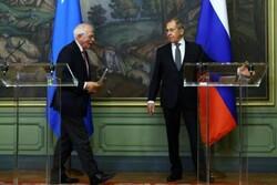 وزرای خارجه اتحادیه اروپا رابطه با روسیه را ارزیابی می کنند