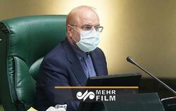 قالیباف: اجازه نمیدهیم دولت دست در جیب بازنشستگان کند