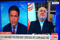 US must ensure Trump's actions won't be repeated: Zarif