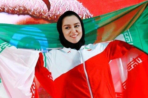 مسابقات العدو بصربيا تلقب العداءة الإيرانية بالبطولة