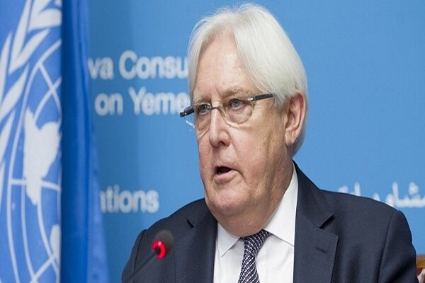 UN elaborates on Martin Griffiths's visit to Tehran