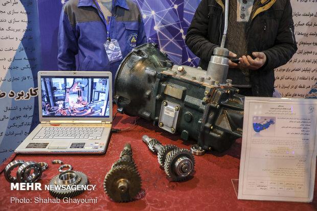 افتتاح نمایشگاه و جشنواره جهادگران علم و فناوری بسیج