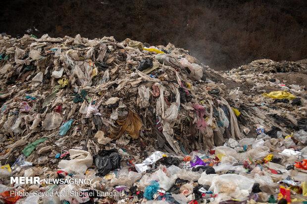 احداث کارخانه تفکیک زباله در محمودآباد آغاز شد