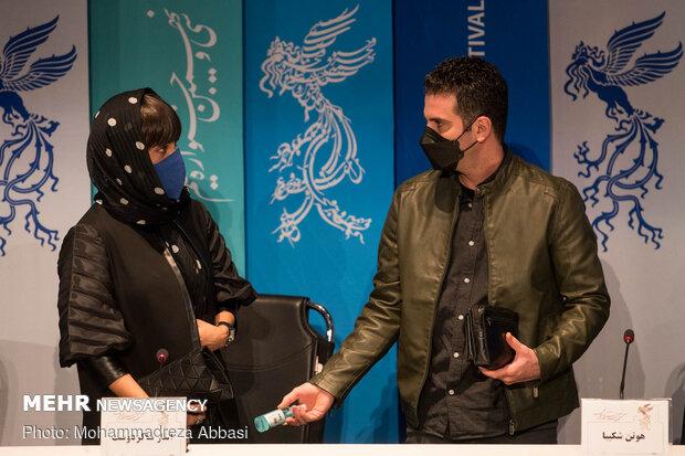 Fecr Film Festivali'nin 8. gününden fotoğraflar