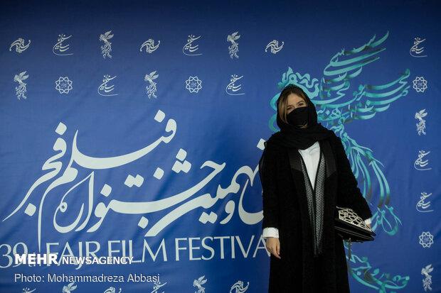 8th day of 39th Fajr Film Festival in Tehran