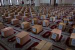 اجرای «طرح هبه» برای توزیع کالا میان نیازمندان در فرهنگسرای بهمن
