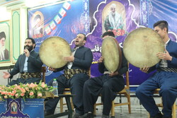 همایش رهروان مکتب حاج قاسم سلیمانی در سنندج