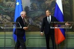 بورل: مسکو درخواستم برای عدم اخراج دیپلماتهای اروپایی را نپذیرفت