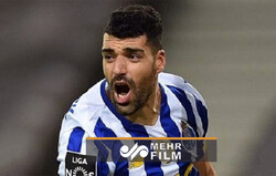 VIDEO: Taremi scores eye-catching volley for Porto