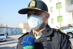 عملیات مشترک پلیس قزوین و اصفهان در کشف ۱۰۰ کیلوگرم تریاک